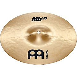 Meinl Mb20 Rock Splash Cymbal (MB20-12RS-B)