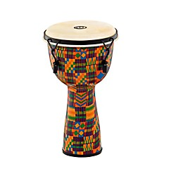 Meinl Mechanically Tuned Fiberglass Goatskin Head Djembe (FMDJ2-M-G)