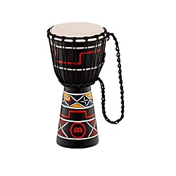 Meinl Tribal Series Headliner Rope Tuned Wood Djembe (HDJ2-S)
