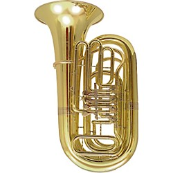 Meinl Weston 18 Handy Series 4-Valve 4/4 BBb Tuba (18)