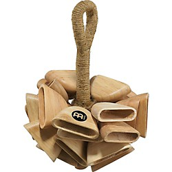 Meinl Wood Waterfall Rattle with Handle (WA2NT)
