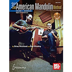 Mel Bay American Mandolin Method Volume 1 (20145BCD)