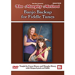 Mel Bay Banjo Backup for Fiddle Tunes DVD (30372DVD)