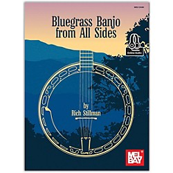 Mel Bay Bluegrass Banjo from All Sides (21266BCD)
