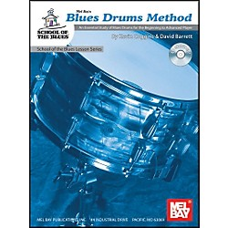 Mel Bay Blues Drums Method Book and CD (21066BCD)