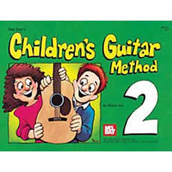 Mel Bay Children's Guitar Method (93834)