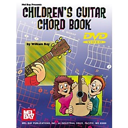 Mel Bay Childrens Guitar Chord Book & DVD (98650DP)