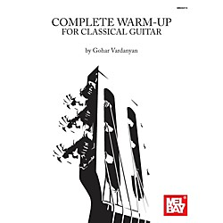 Mel Bay Complete Warm-Up for Classical Guitar (30215)