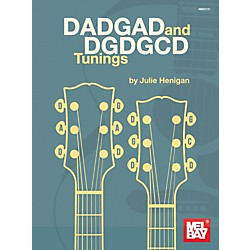 Mel Bay DADGAD and DGDGCD Tunings (22131)