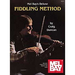 Mel Bay Deluxe Fiddling Method (93742BCD)