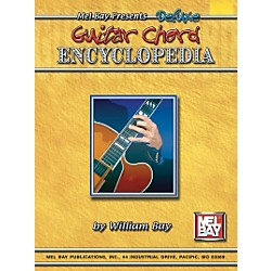 Mel Bay Deluxe Guitar Chord Encyclopedia (93283S)