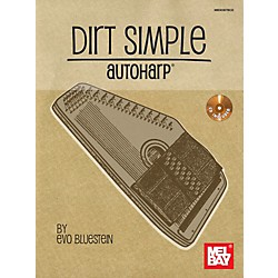 Mel Bay Dirt Simple Autoharp (9780786685226)