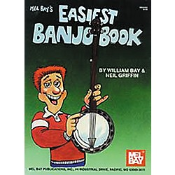 Mel Bay Easiest Banjo Book (94406)