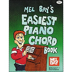Mel Bay Easiest Piano Chord Book (94412)