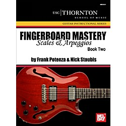 Mel Bay Fingerboard Mastery: Scales and Arpeggios Book Two (30021)