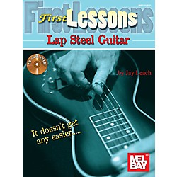 Mel Bay First Lessons Lap Steel (22183BCD)