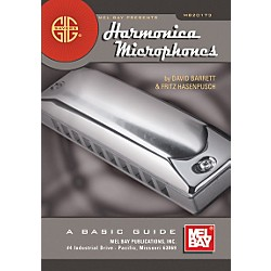 Mel Bay Gig Savers: Harmonica Microphones Book (20173)