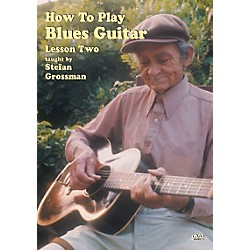 Mel Bay How to Play Blues Guitar DVD, Lesson 2 (GW972DVD)