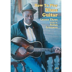Mel Bay How to Play Blues Guitar Lesson 3 DVD (GW973DVD)