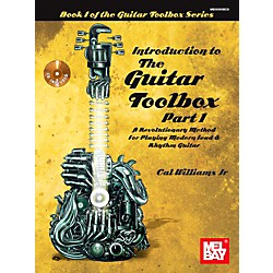 Mel Bay Introduction to the Guitar Toolbox Part 1 CD (30393BCD)