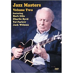 Mel Bay Jazz Masters, Volume Two DVD (13102DVD)