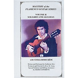 Mel Bay Mastery of the Flamenco Guitar Series DVD, Volume 2 (97799DVD)