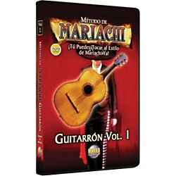 Mel Bay Metodo De Mariachi Guitarron DVD, Volume 1 - Spanish Only (MCGR1D)