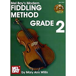 Mel Bay Modern Fiddling Method Volume 2 Book/2-CD Set (21773BCD)