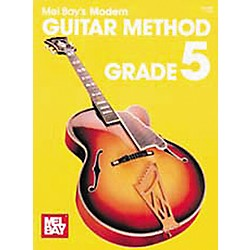 Mel Bay Modern Guitar Method Book Grade 5 (93204)