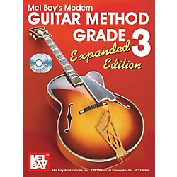 Mel Bay Modern Guitar Method Expanded Edition Vol. 3 Book/2 CD Set (93202EBCD)