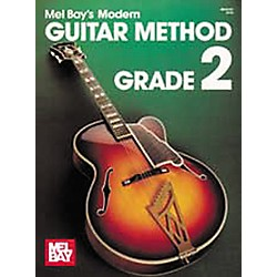 Mel Bay Modern Guitar Method Grade 2 Book (93201)