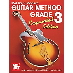 Mel Bay Modern Guitar Method Grade 3 Book - Expanded Edition (93202E)