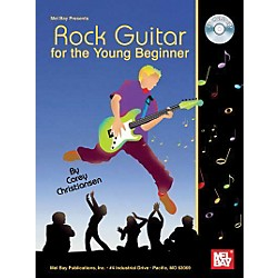 Mel Bay Rock Guitar For The Young Beginner Book and CD (20148BCD)