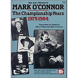 Mel Bay The Championship Years (94585)