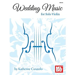 Mel Bay Wedding Music for Solo Violin (30206)