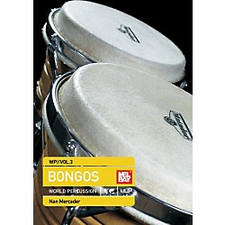 Mel Bay World Percussion DVD Volume 3 - Bongos (DVA003)