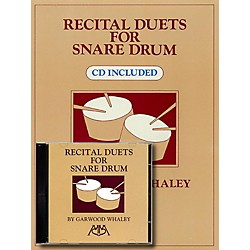 Meredith Music Recital Duets For Snare Drum Book/CD (317052)