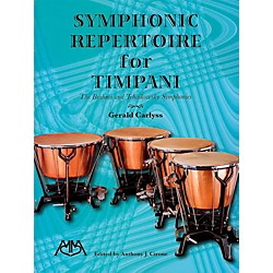 Meredith Music Symphonic Repertoire For Timpani - The Brahms And Tchaikowsky Symphonies (317159)