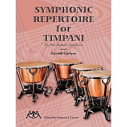 Meredith Music Symphonic Repertoire For Timpani - The Nine Beethoven Symphonies (317146)