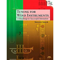 Meredith Music Tuning For Wind Instruments - A Roadmap To Successful Intonation (110268)