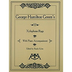 Meredith Music Xylophone Rags of George Hamilton Green (317047)