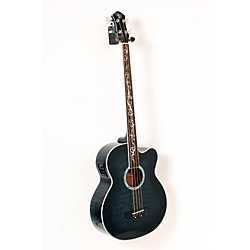 Michael Kelly Dragonfly 4 Fretless Acoustic-Electric Bass (USED005005 MKDF4FLSKB)