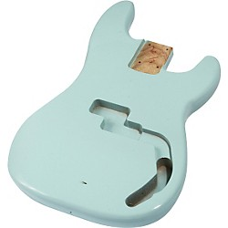 Mighty Mite MM2702 P-Bass Replacement Body (MM2702SFGR)