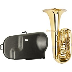 Miraphone S186 Standard Series 5-Valve BBb Tuba with Hard Case (S186-5V KIT)