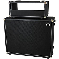 Mission Engineering Gemini GM-HS Guitar Head Unit with GM2 2x12 220W Cab (GM-HS GM2)