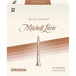 Mitchell Lurie Bb Clarinet Reeds (RML10BCL200)