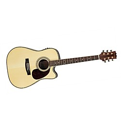 Mitchell MD300SCE Acoustic-Electric Guitar (MD300SCE)