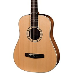 Mitchell MDJ10 Junior dreadnought acoustic guitar with gig bag (MDJ10)