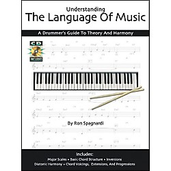 Modern Drummer Understanding the Language of Music: A Drummers Guide Book with CD (331123)
