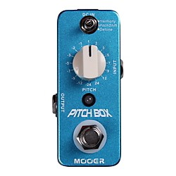 Mooer Pitch Box Guitar Effects Pedal (Pitch Box)